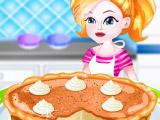 Готовим персиковый пирог
