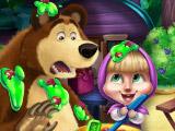 Маша и Медведь: не совсем повар