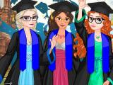 Принцессы на выпускном