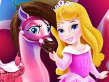 Ухаживаем за пони принцессы