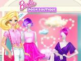 Барби открывает модный магазин