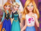 Барби гостит в Аренделе