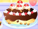 Готовим шоколадный чизкейк