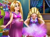 Барби и Рапунцель и одежда для беременных