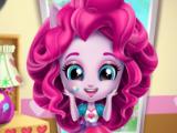 Мини Пинки убирает комнату