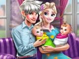 Семейный день Эльзы и Джека