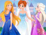 Барби против Эльзы: свадьба Анны