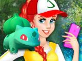 Игра Принцесса-тренер покемонов