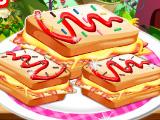 Игра Сэндвичи на завтрак