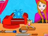 Ювелирные украшения Эльзы и Анны