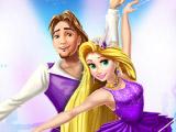 Принцесса учится балету
