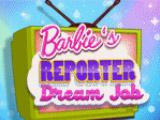Барби-репортер: работа мечты