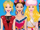 Барби и всемирная мода 2