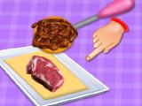 Приготовление говядины «Веллингтон»