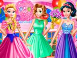 Игра Принцессы на дне рождения
