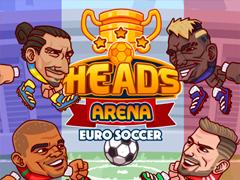 Игра Футбол головами: евро арена