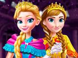 День коронации принцесс