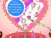 Игра Леди Баг и Супер Кот: валентинки