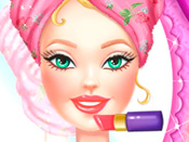 Вечерний стиль Барби